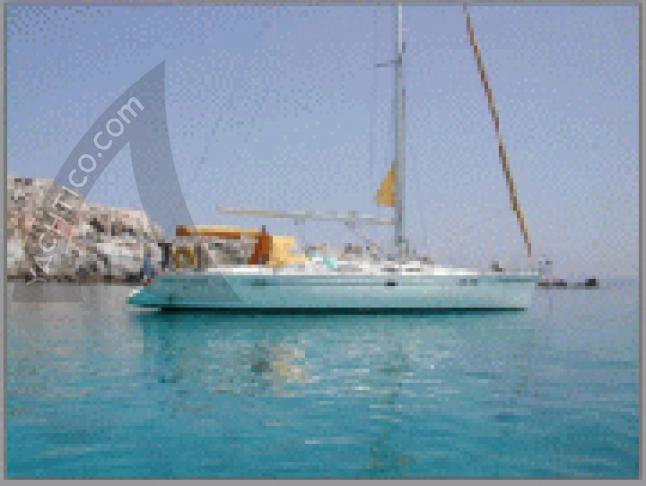 Sun Odyssey 51 Segelboot Charter Bodrum