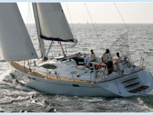 Sun Odyssey 54 Segelyacht Charter Pula