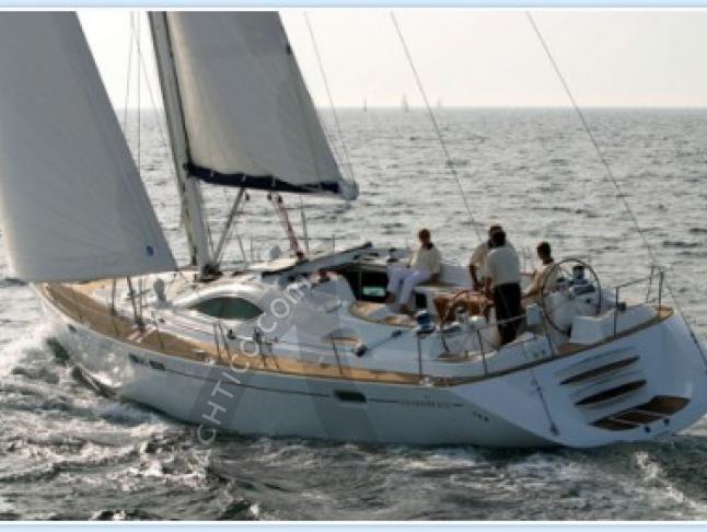 Sun Odyssey 54 Segelyacht Charter Sibenik