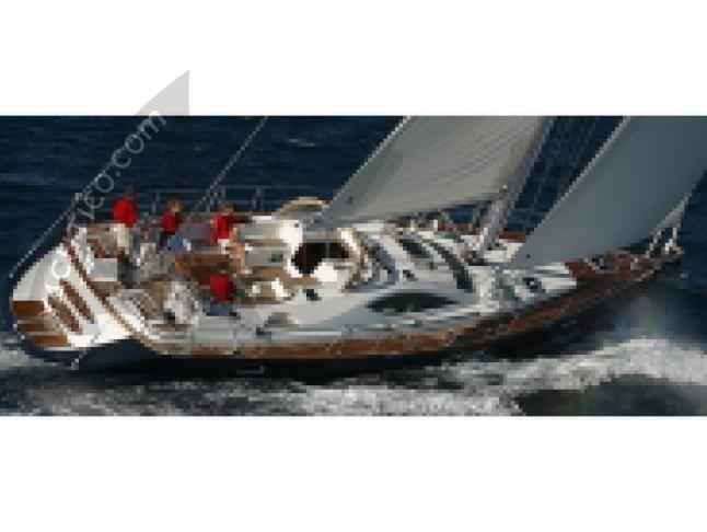Yachtcharter Athen Sun Odyssey 54 DS