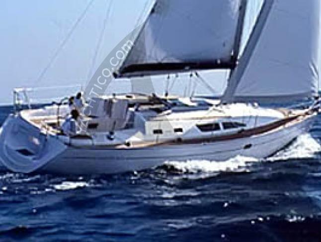 Sun Odysssey 37 Segelyacht Charter Ermoupoli