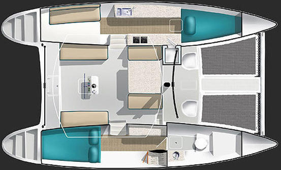 Catamaran Maine Cat 30 for rent in Abaco Beach Resort and Boat Harbour-36761-0