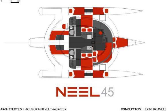 Katamaran NEEL 45 in Le Marin leihen-30974-0
