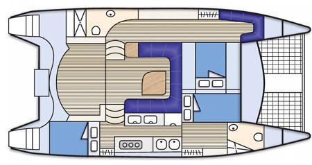 Kat Seawind 1160 Yachtcharter in Airlie Beach-29102-0