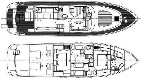 Motoryacht MAIORA 20 in Alicante leihen-30854-0