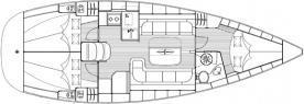 Segelyacht Bavaria 37 Cruiser in Alghero ausleihen-28303-0