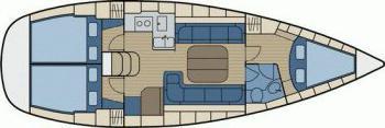 Segelyacht Bavaria 37 Cruiser in Marina Sport Hotel Iselmar mieten-31455-0