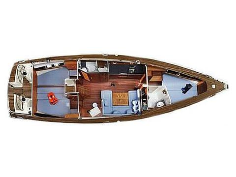 Yacht Bavaria 43 Cruiser Yachtcharter in Portisco-31013-0