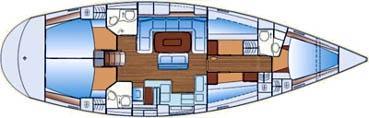 Yacht Bavaria 50 in Palermo chartern-31555-0