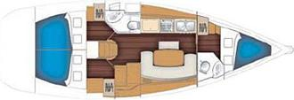 Yacht Cyclades 39.3 for hire in Phuket-22860-0