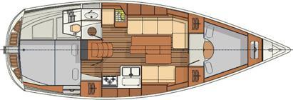 Segelyacht Delphia 33.3 in Pier 46 leihen-71704-0
