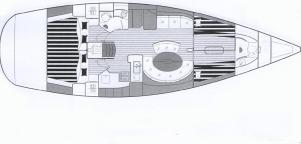 Segelyacht First 47.7 in Marina di Punta Ala mieten-28664-0