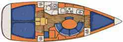 Segelboot Sun Odyssey 34.2 in Cervia leihen-30735-0