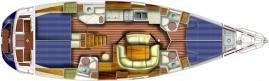 Segelyacht Sun Odyssey 49 in Marina Yachting Siracusa chartern-29285-0