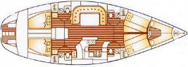 Segelboot Sun Odyssey 52.2 in Naples leihen-28625-0-0