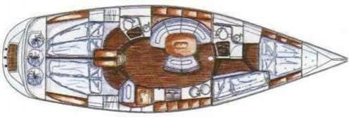 Segelyacht Sun Odysssey 37 in Athens chartern-71523-0