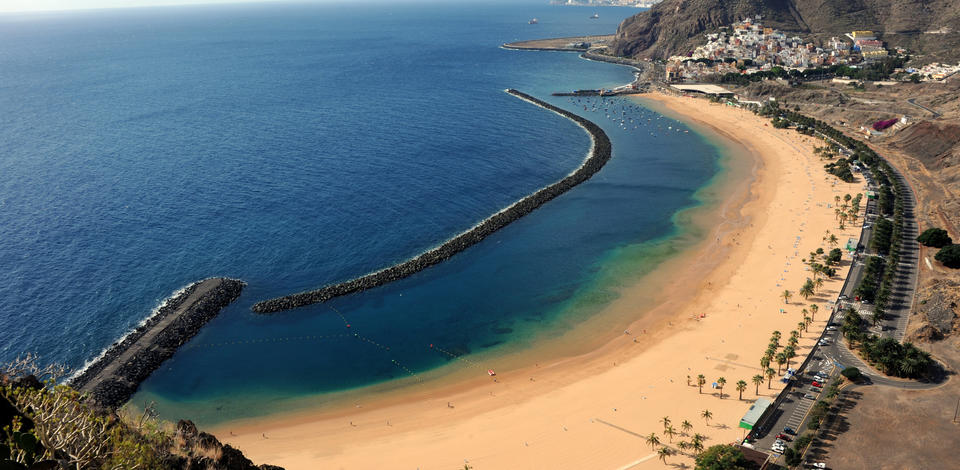 Gran Canaria, Teneriffe, Lanzarote - Sailing Holiday Canary Islands