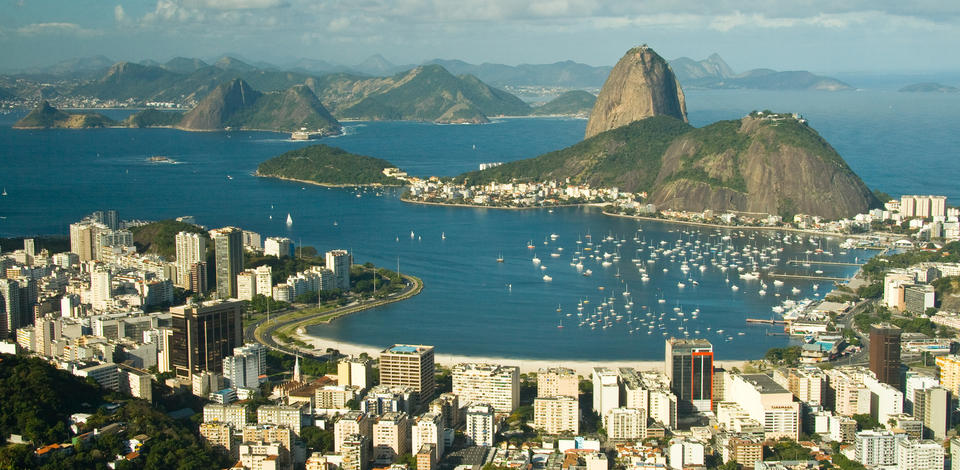 Yacht Vacation in Brazil | YACHTICO.com