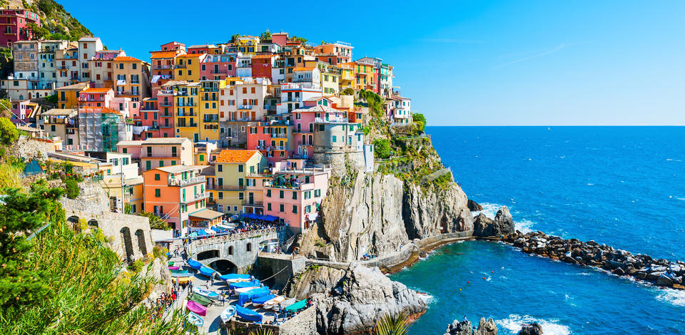Italy Charter Area | Yachtico.com
