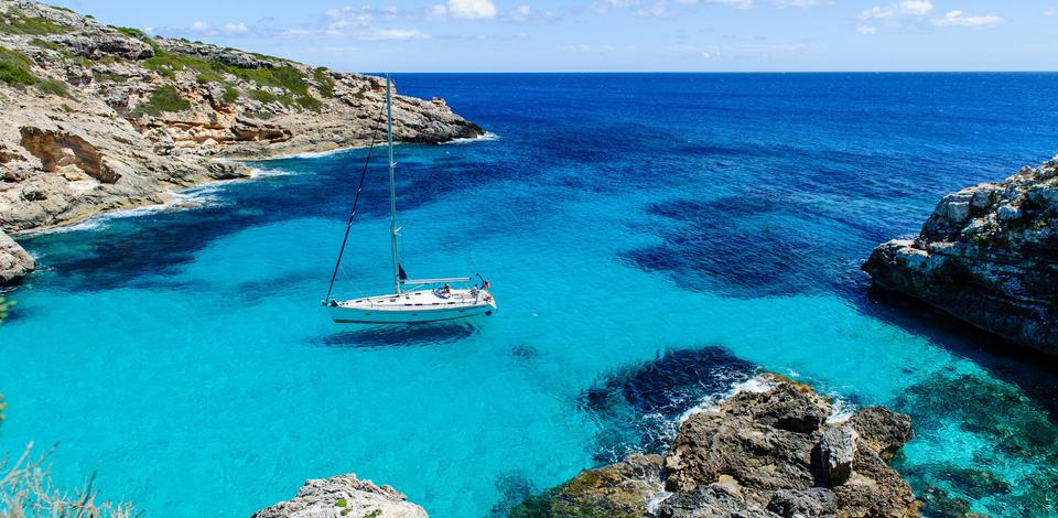 Top Sailing Destinations Mediterranean