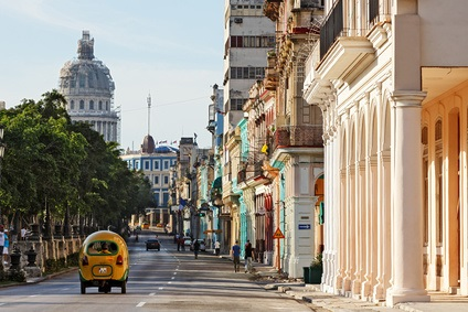 Sailing Cuba - TOP Places to visit - Havana - Beautiful Old Architecture | YACHTICO.com