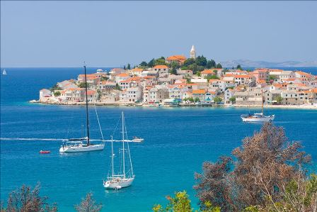 Split is the perfect starting point for a charter vacation in Croatia