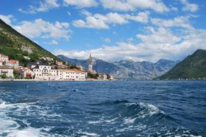 Törnvorschlag Montenegro