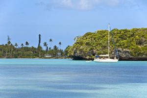 Yacht Charter New Caledonia