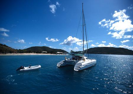 Bareboat Catamaran Rentals