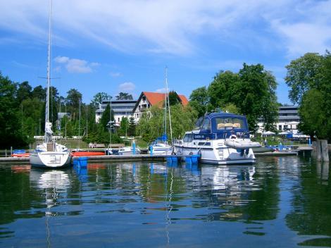 House boat_152_Hafen_Bad Saarow_Fotonachweis TMB-Fotoarchiv_Wieck