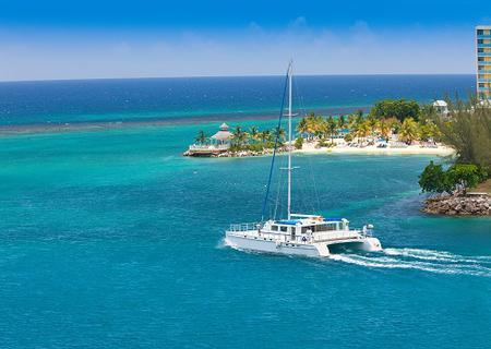 Crewed Catamaran Charter
